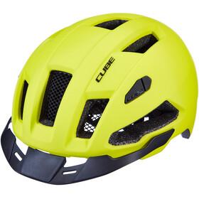 Cube Evoy Hybrid Helmet yellow